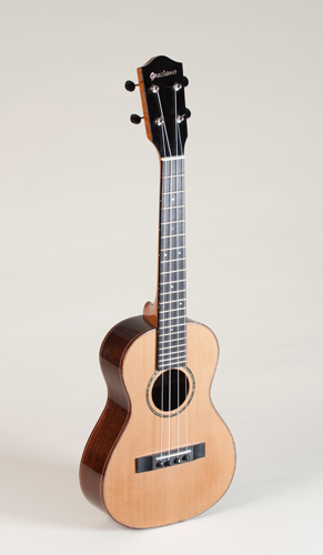 Graziano Tenor in Rosewood and Cedar For Sale